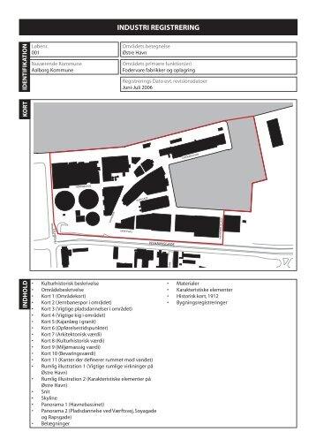 INDUSTRI REGISTRERING - Aalborg Kommune