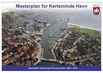 Læs masterplan for havnen. - Kerteminde Kommune