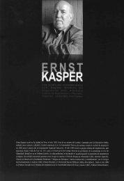 ERNEST KASPER - Universidad Austral de Chile
