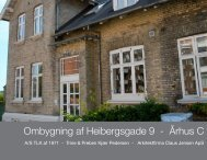 Download bog om ombygningen i Heibergsgade - Arkitektfirma ...
