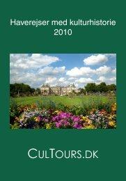 Praktiske oplysninger - Cultours