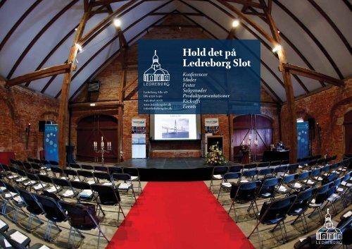 Download vores brochure - Ledreborg Slot
