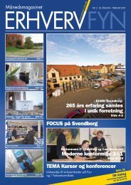 FOCUS på Svendborg TEMA Kurser og konferencer - Velkommen til ...