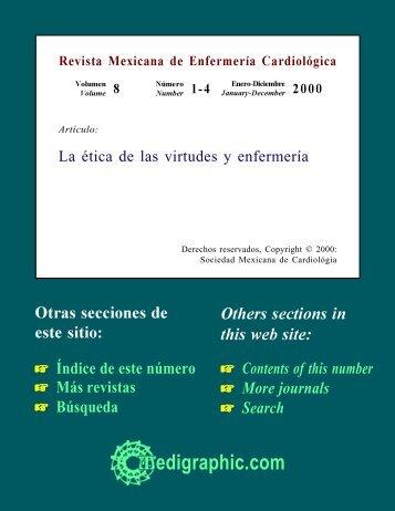 La ética de las virtudes y enfermería - edigraphic.com