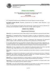 CÓDIGO CIVIL FEDERAL - Welcome to fs.planeacion.sep.gob.mx ...