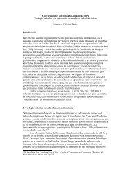 Conversaciones disciplinadas, prácticas fieles Teología práctica y la ...