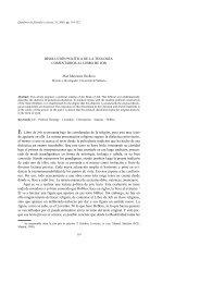 Disolución política de la teología. Comentarios al Libro de Job.