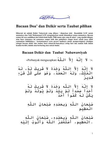 Taubat Magazines
