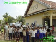 One Laptop Per Child - mirror