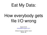 Eat My Data - mirror