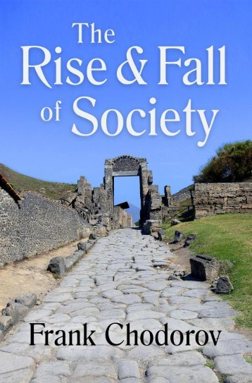 """The Rise and Fall of Society"" (pdf)"