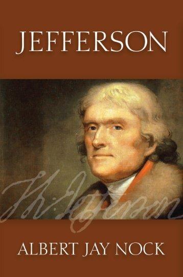 Jefferson - Ludwig von Mises Institute