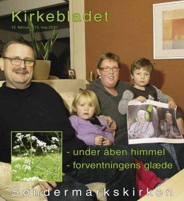 Kirkebladet - Søndermark Sogn