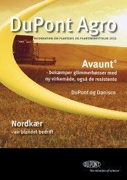 Avaunt® - DuPont
