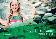 Styr dit regnvand - Gentofte Kommune