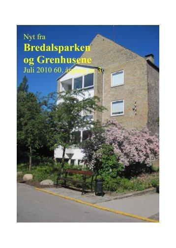 Beboerbladet 2010-06 - Bredalsparken