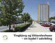 Tingbjerg og Utterslevhuse - en bydel i udvikling - Tingbjerg Forum