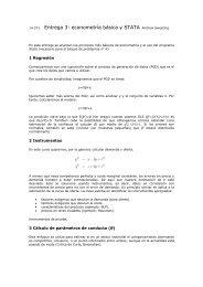 14.271 Entrega 3: econometría básica y STATA Andrew Sweeting