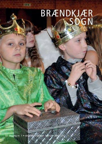 Kirkeblad december 2011 - Brændkjærkirken