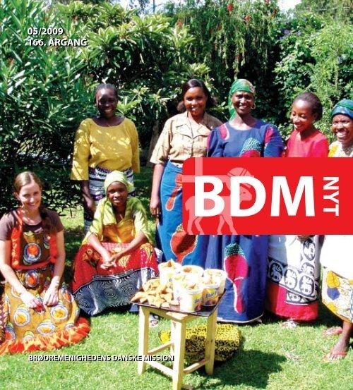 nr. 5/2009 - Brødremenighedens Danske Mission