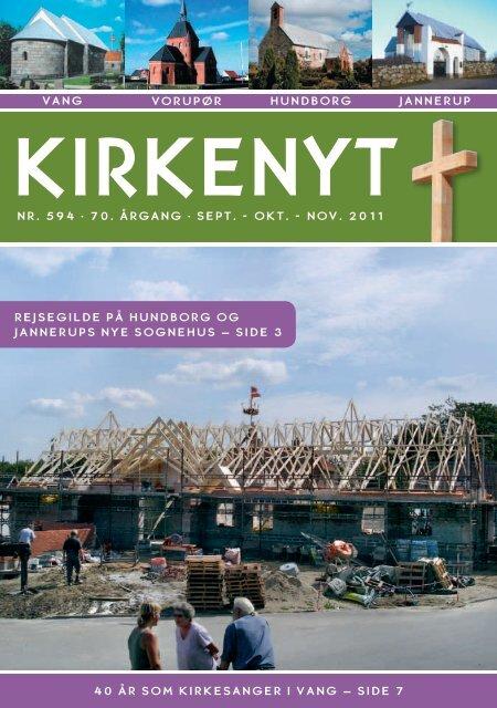 Fremtiden - Hundborg kirke
