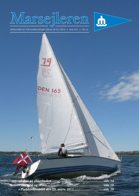 Marsejleren nr. 2 2012 - Marselisborg Sejlklub