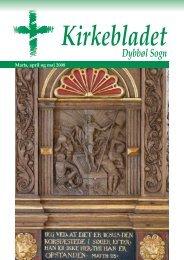 Kirkebladet marts 2008 - Dybbøl Kirke