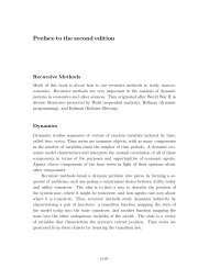 Preface to the second edition - MIT Press