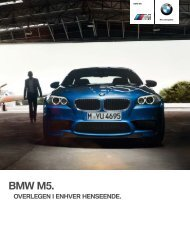 Download katalog - BMW Danmark