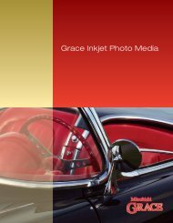 Grace Inkjet Photo Media - MItsubishi Imaging