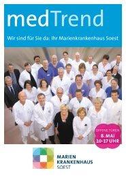 medTrend - Marienkrankenhaus Soest