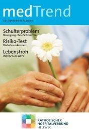 Ausgabe 1/2012 - Marienkrankenhaus Soest - Katholischer ...