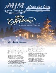 December 2012 - MJM Electric Cooperative