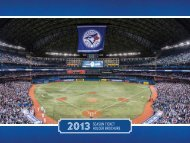 2013 SEASON TICKET HOLDER BROCHURE - MLB.com