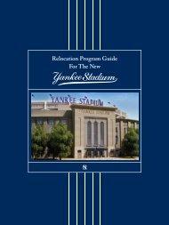 Relocation Program Guide For The New - MLB.com - Major League ...