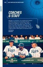 COaChes & sTaFF - MLB.com