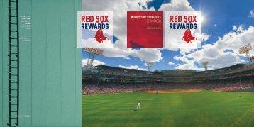 red sox rewards - MLB.com