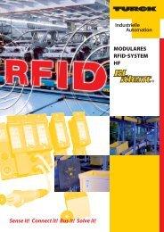 Modulares Rfid-System HF (DE)