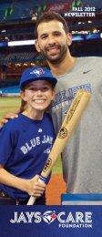 FALL 2012 NEWSLETTER - MLB.com