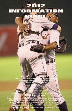 2012 information guide - MLB.com
