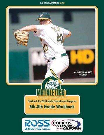 6th-8th Grade Workbook - MLB.com