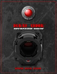 RED ONE? OPERATION GUIDE v20.1.6