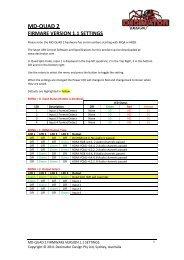 MD-QUAD 2 Manual V1.1 - Gecko-Cam