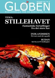 STILLEHAVET - De Berejstes Klub