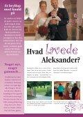 læs mere om årets bryllup i aalborg 27. august 05 - CB-Reklame - Page 3