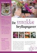 læs mere om årets bryllup i aalborg 27. august 05 - CB-Reklame - Page 5