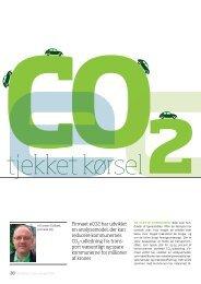 Firmaet eCO2 har udviklet en analysemodel, der kan reducere ...