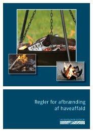 Regler for afbrænding af haveaffald - Frederikshavn Kommune