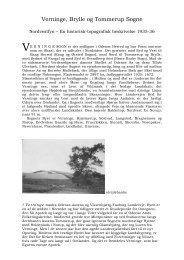 Verninge, Brylle og Tommerup Sogne Nordvestfyn – En historisk