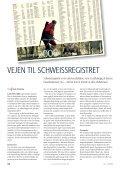 Tema om schweissarbejde - Schweiss Registret - Page 4